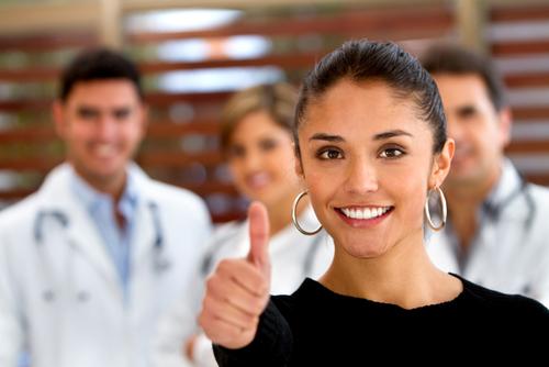 Low Cost MRI- Happy Patient