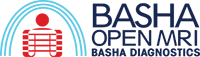 Basha Open MRI Logo